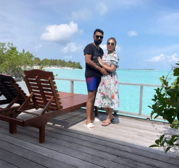 Natasha Ali Honeymoon Pics Gives Us Major Vacation Goals