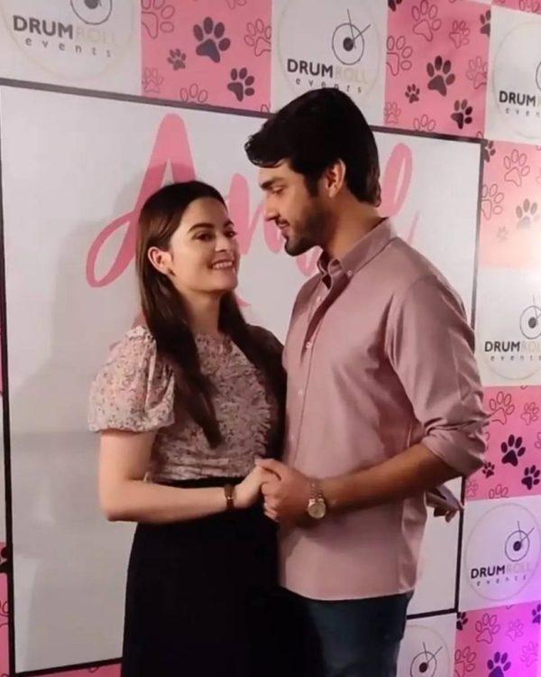 Minal Khan and Ahsan Mohsin is once again under the spotlight