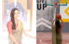 Juvaria Abbasi Impresses Fans by Playing Basketball in Saree