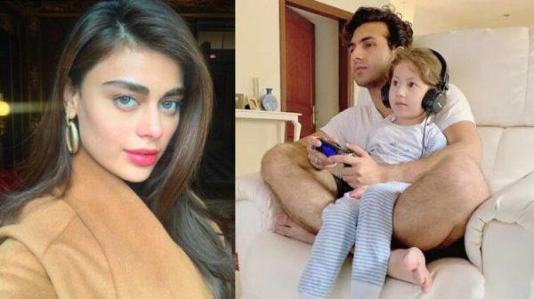 Sadaf Kanwal Admit too Difficult Being a Stepmom of Nooreh