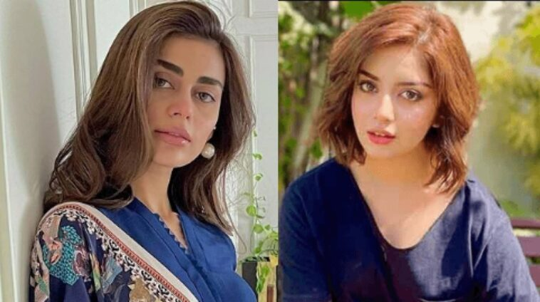 Sadaf Kanwal opens up on alleged rivalry with Alizeh Shah