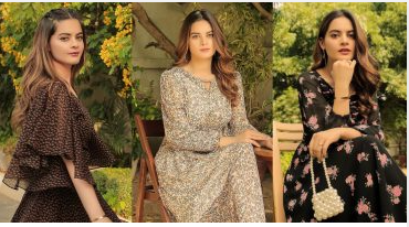 Aiman Minal closet launched their latest summer collection 2021
