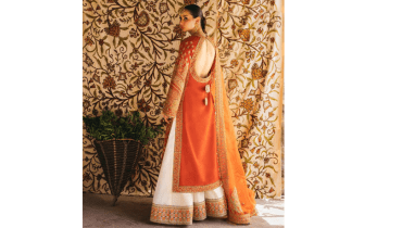 Hania Aamir Presents Collection Of Bold Hues & Lush Touch