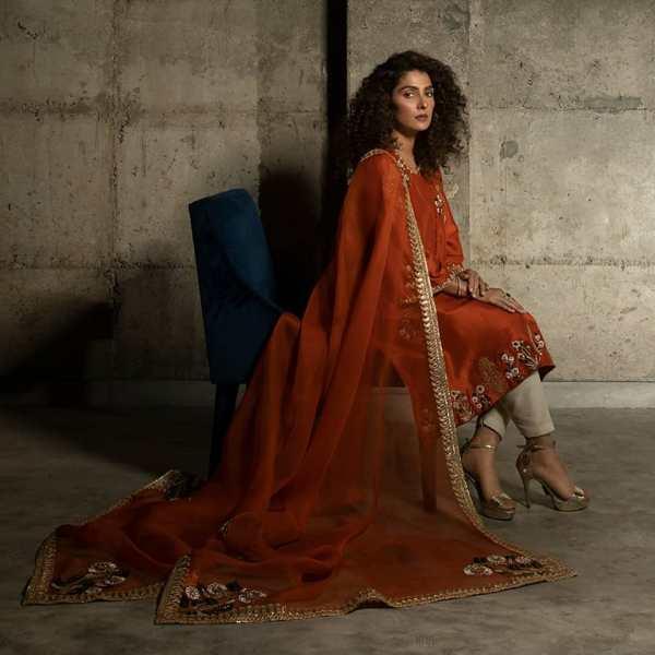 Ayeza Khan Gorgeous Photoshoot Rocks In Curly Hair
