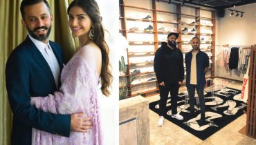 Sonam Kapoor husband finds Lahore for fashion brand Bhaane