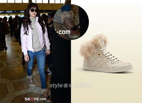 Seohyun Gucci