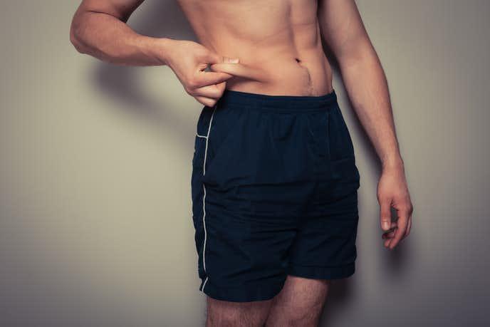 筋肉と体脂肪はどちらが先に落ちるか