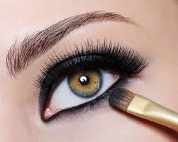 effects of eye makeup