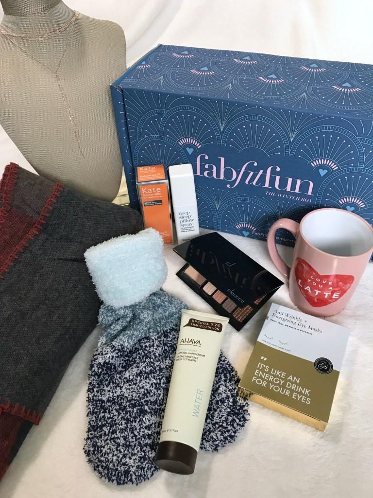 Winter FabFitFun Box Reveal