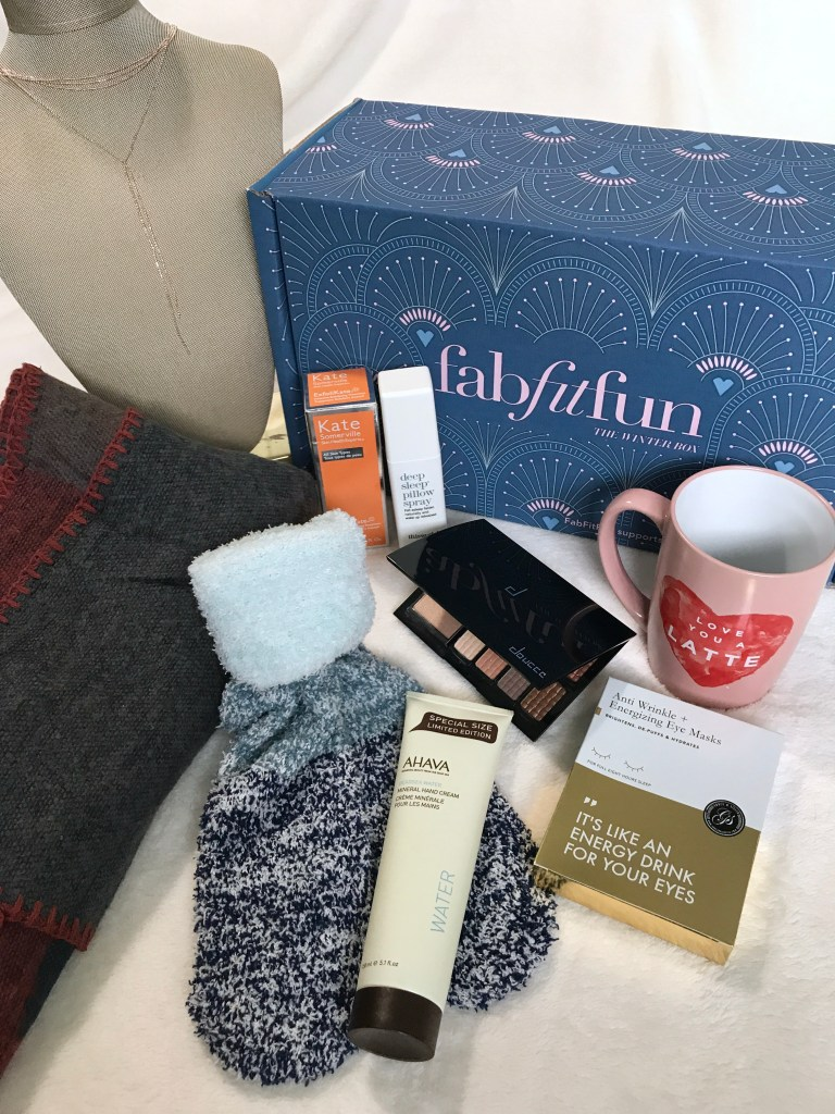 Winter FabFitFun Box Reveal