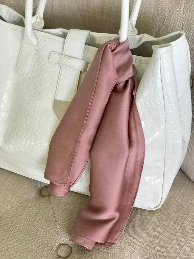 Spring Essentials // Silk Scarves