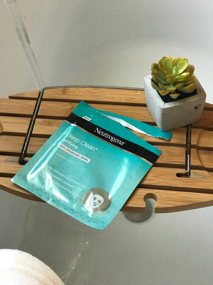 Neutrogena Purify Gel Mask