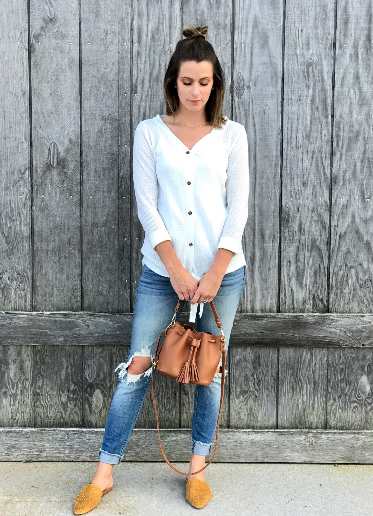 Fall Fashion //Bucket Bags