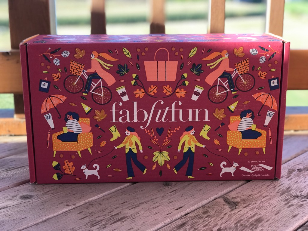 Fall FabFitFun Box Reveal and Review