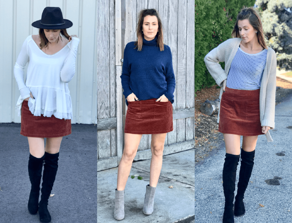 Inspiration Recreation – Fall Skirt Edition