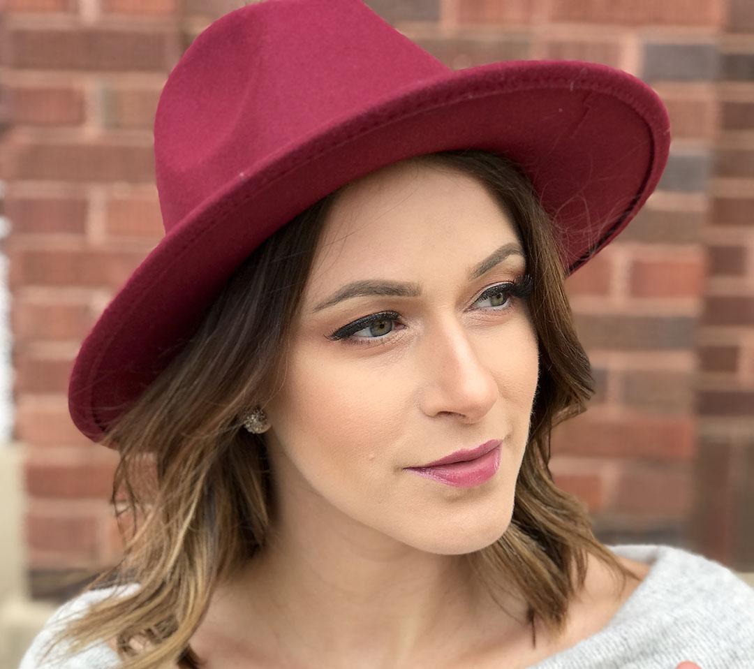 Close up hat