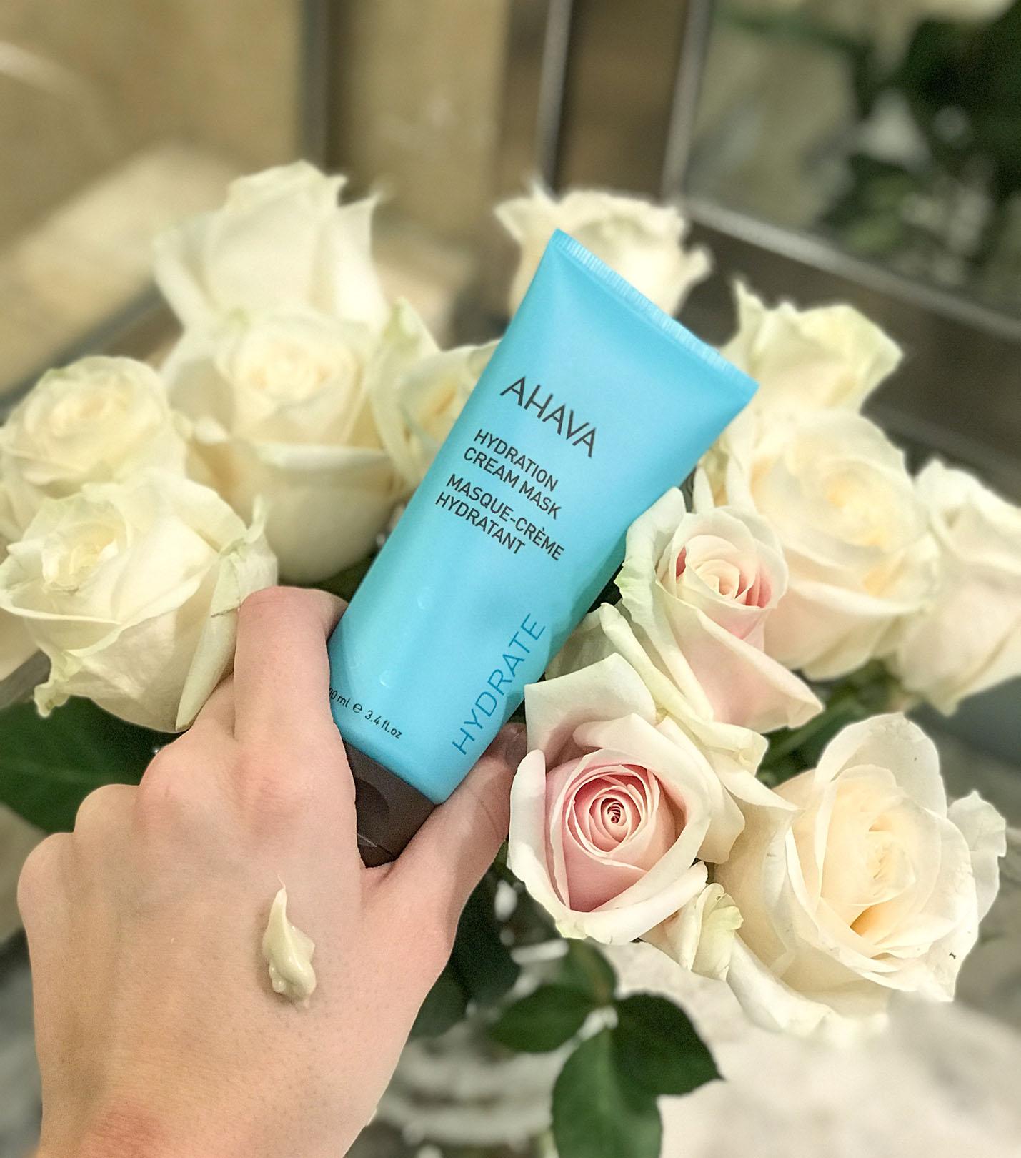 Ahava Facial Cream