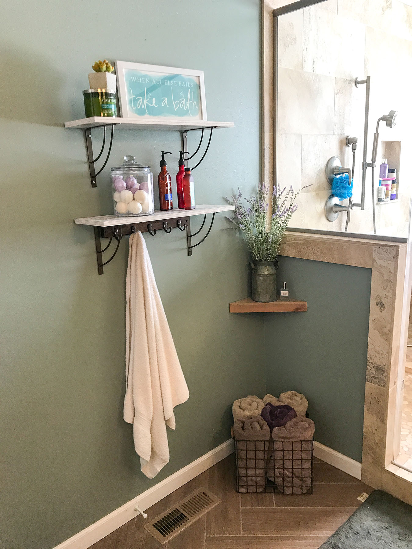 HOME UPDATE: Our Master Bathroom