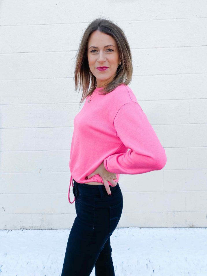 Bright Sweatshirt