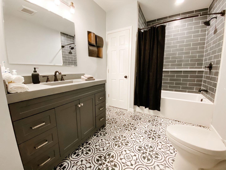 Done bathroom