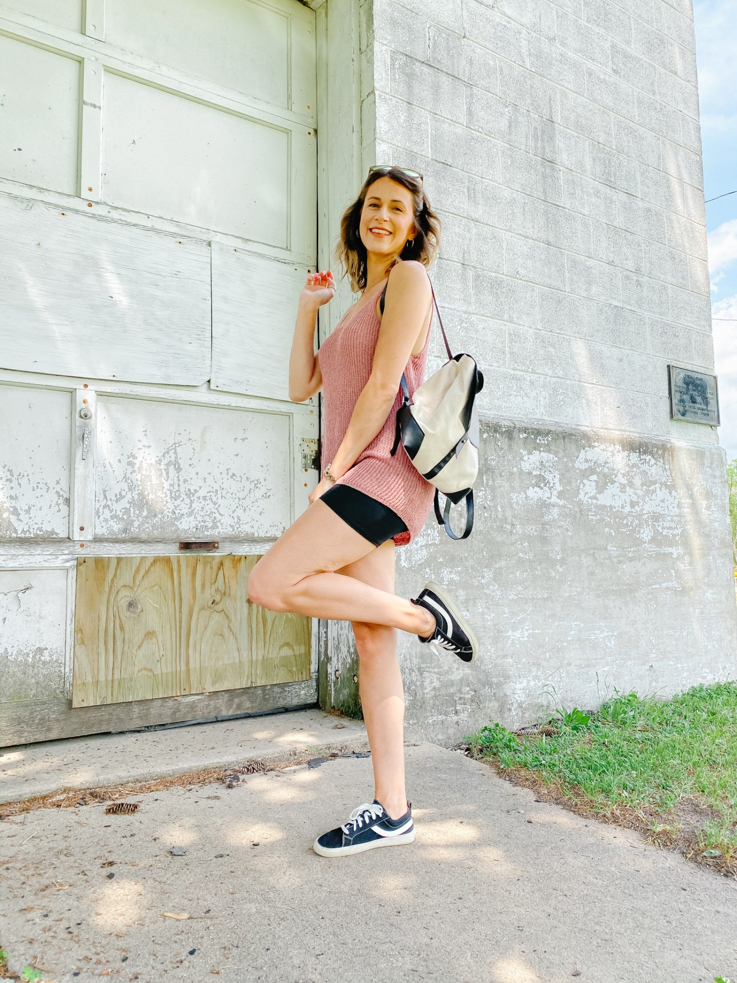 My Favorite Biker Shorts + How To Style