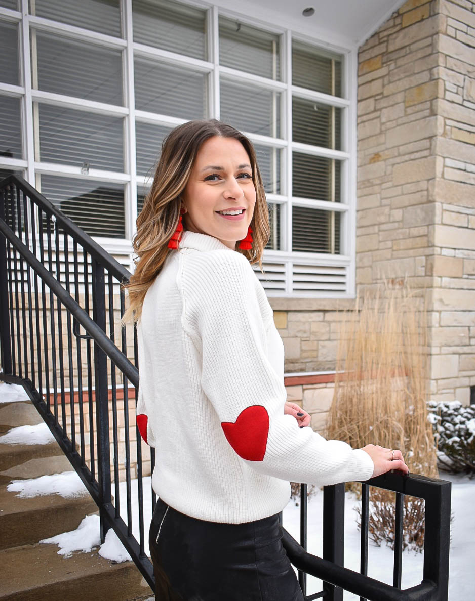 Valentine's Day Looks: Casual + Dressy