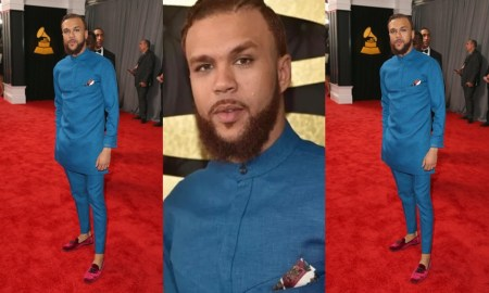 """Jidenna - """"Up and Down"""" Design"""