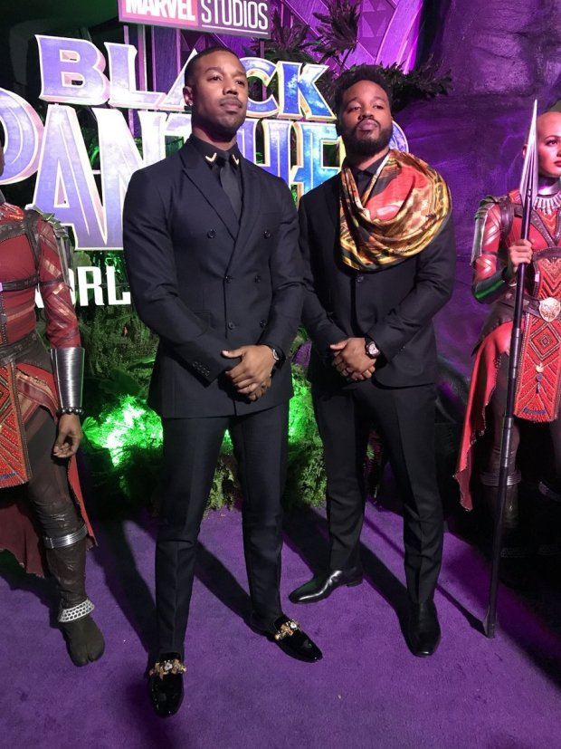 Ryan Coogler Black Panther World Premiere/Marvel Studios