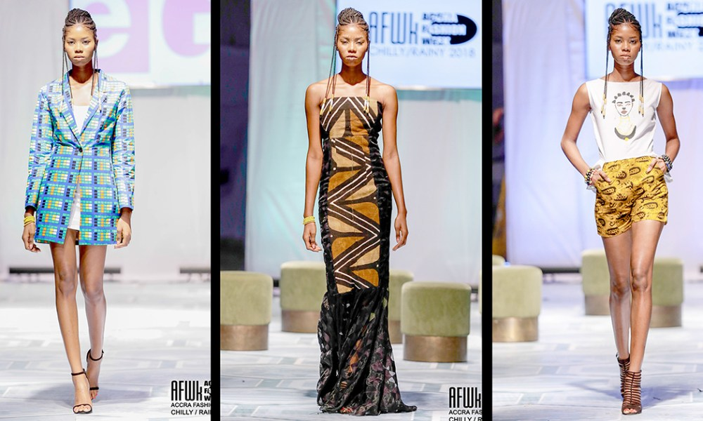 Accra Fashion Week 2018