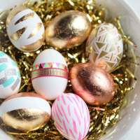 Pinterest Picks - Decorating Easter Eggs
