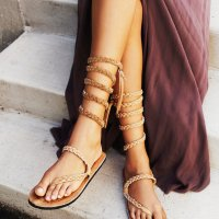 Free People's Sexy Strappy Sandals