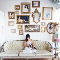 Pinterest Picks - Dreamy Gallery Walls