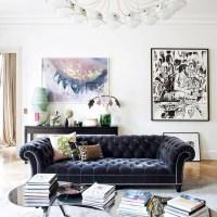 Pinterest Picks - Chesterfield Sofa Inspiration