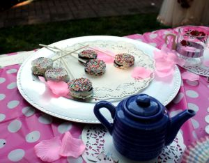 9 year old Tea party celebration 120