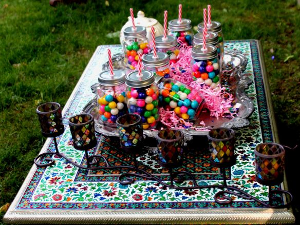 9 year old Tea party celebration 124