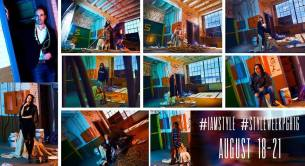 Style Week Pittsburgh's #IAMSTYLE Promotional Photo Shoot