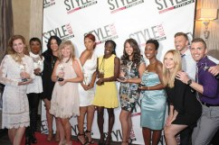 2014 Style Awards Honorees at Perle'