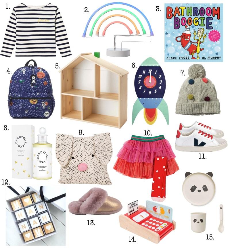 Kids Gifts www.styleandsubstance.uk