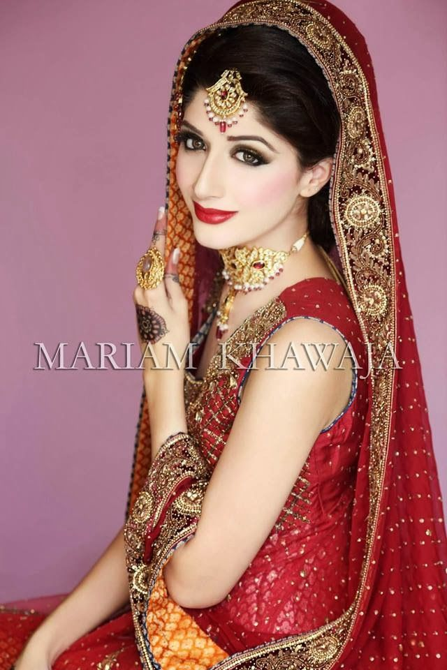 30 Beautiful Pakistani Bridal Makeup Looks Style Arena