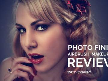 Photo Finish Airbrush Makeup Reviews 2017