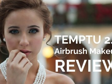 TEMPTU 2.0 Airbrush Makeup kit Reviews