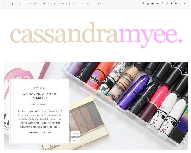 cassandramyee.com