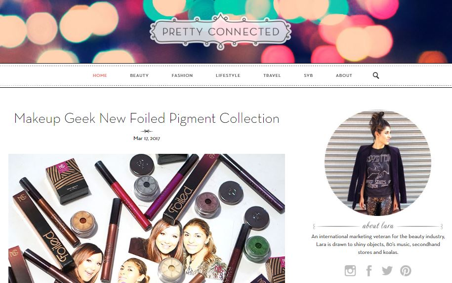 prettyconnected.com