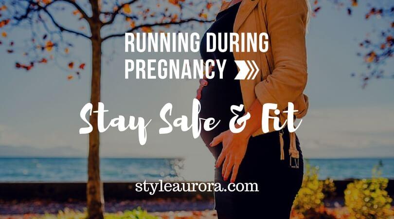 running during pregnancy