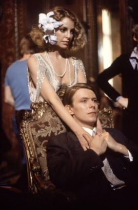 David Bowie in Just a Gigolo, 1978