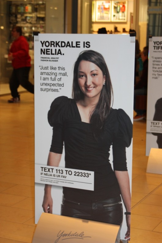 yorkdale is me