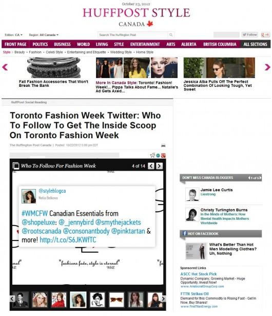Huffington-Post-Style-Blog