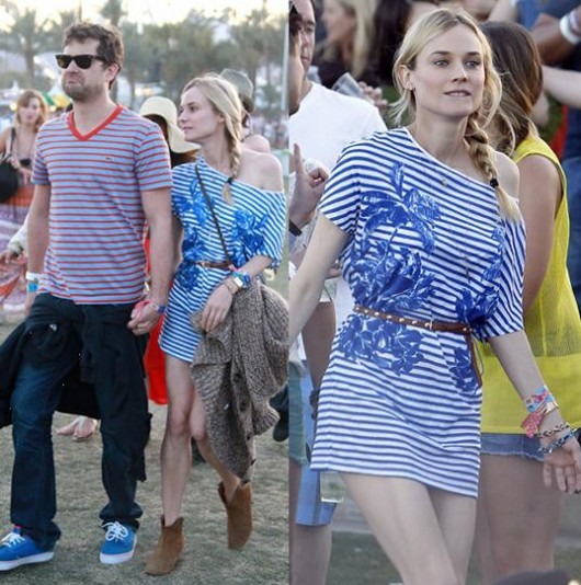 coachella-diane-kruger-stripes