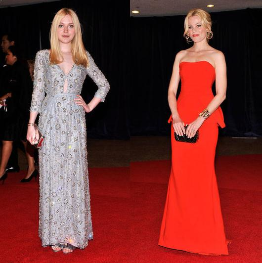 dakota-fanning-elizabeth-banks-white-house-correspondents-dinner-2012