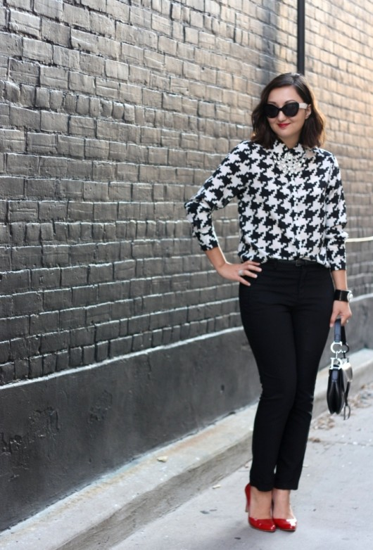 houndstooth-shirt